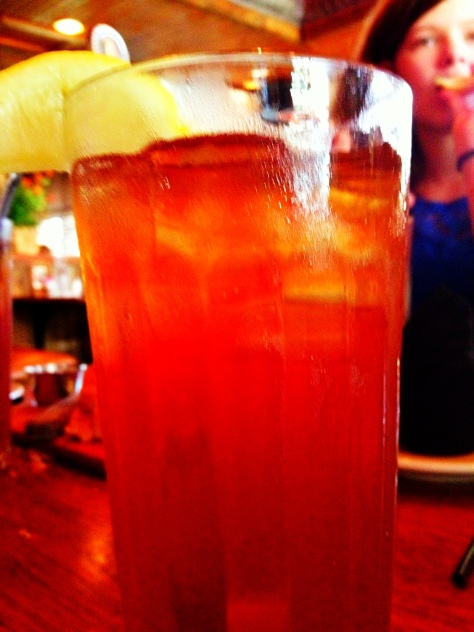 Iced Sweet Tea-A Southern Staple!