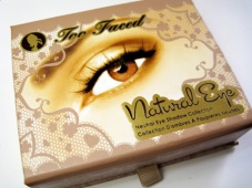 Natural Eye eyeshadow palette by Too Faced.