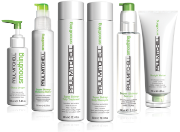 Paul Mitchell Smoothing Line